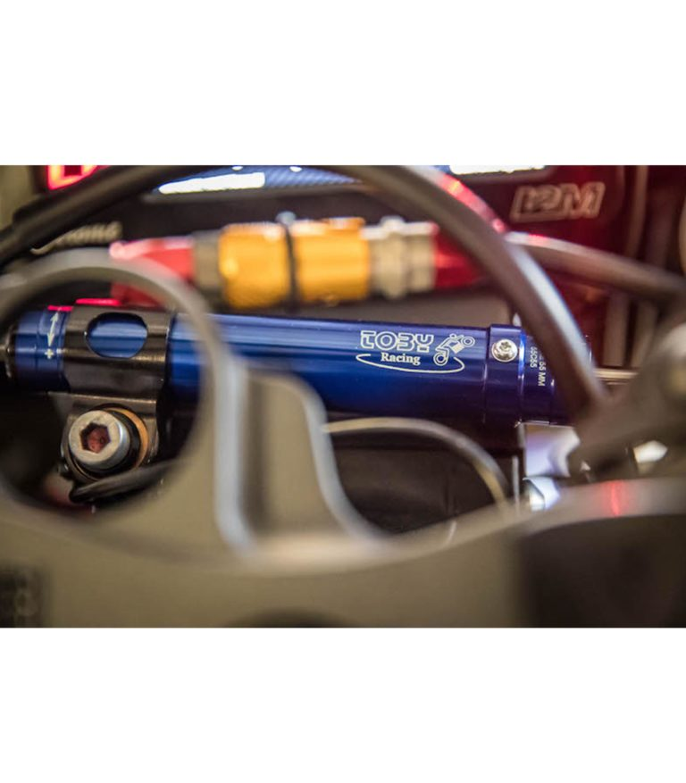 Steering Damper by Toby / R6 2017-2020 - Boutique GMT94